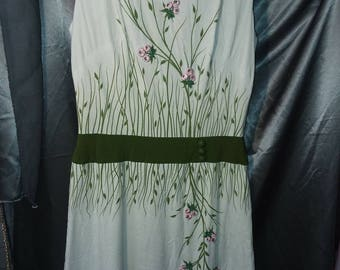 Vintage 1960s Cover Girl dress in perfect condition