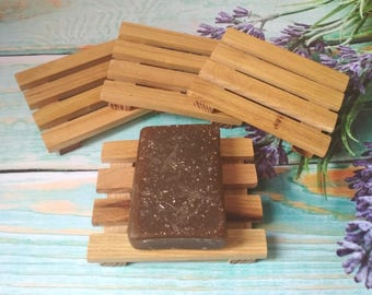 Rustic Wood soap dish bathroom decor beeswax polish soap dish country home decor draining soap dish eco friendly vegan hostess gift for mom