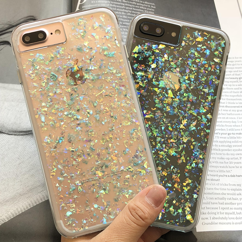 iphone 6s plus iridescent case