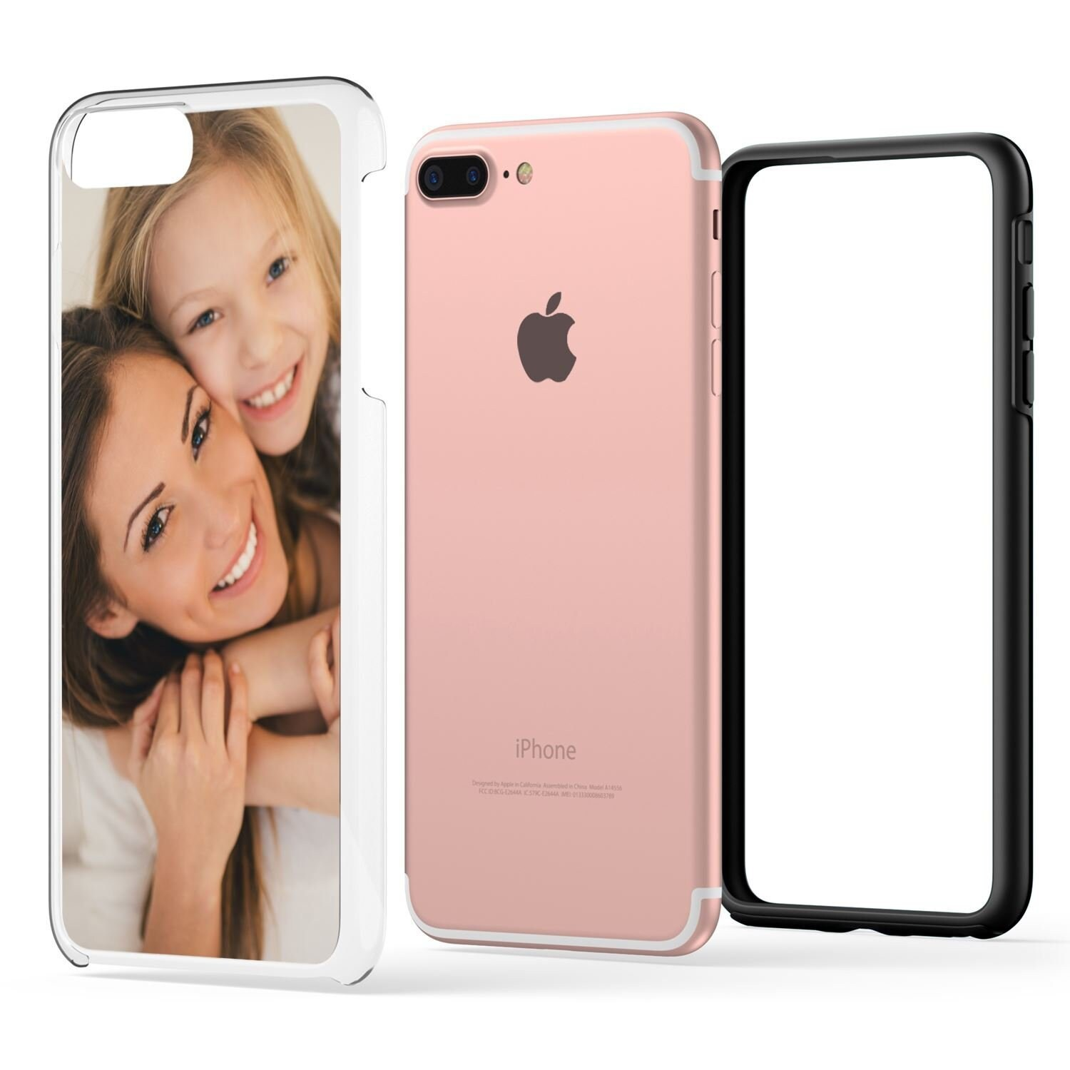 factory price 6044e d0fcb Personalized iPhone 8, 7, Plus Case - Create Your Own Phone Case ...
