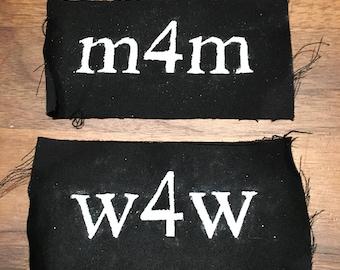 m4m or w4w patch
