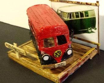 Little League Team Transport - Volkswagen Bus