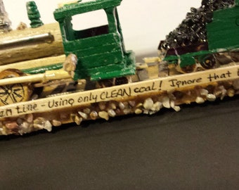 The Green Line - Only Clean Coal