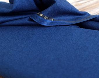 Super 100's blue wool Vitale Barberis Canonico King