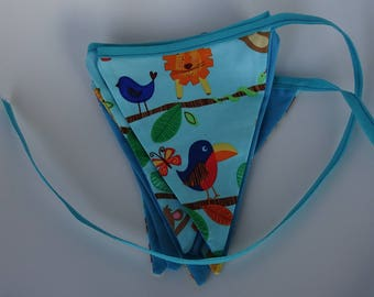 Party flags (Birds)