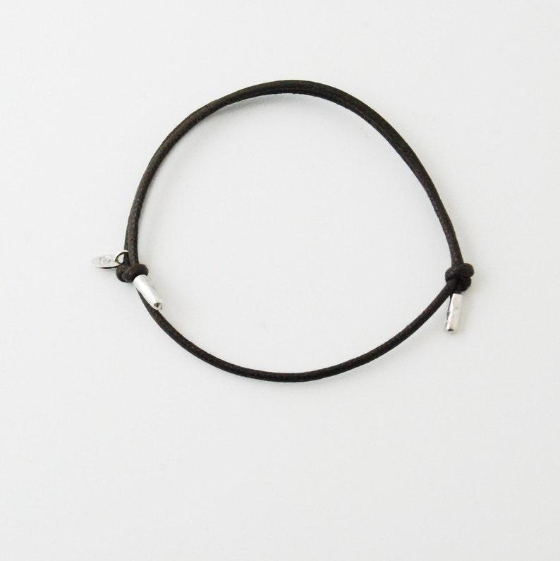 Cord Bracelet/Charm Bracelet image 0