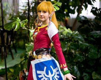 Zelda Cosplay Etsy