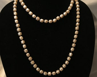 80's Retro Beaded Necklace         LV0162