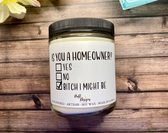 Is you a homeowner? Gift / Housewarming gift for Best Friend / Homeowner Gift / Housewarming gifts / new home gift / Home owner gift / gift
