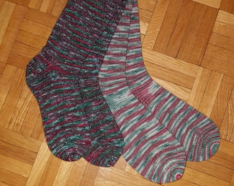 Custom Knitted Socks