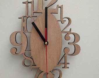 Wood Wall Clock fast shipping