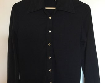 Polyester Sears Blouse