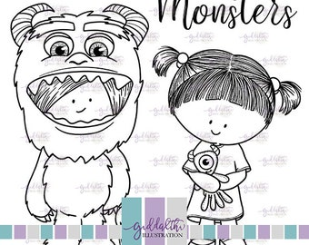MONSTERS COSTUME PARTY