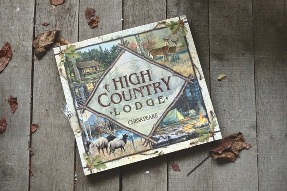 High Country Lodge Wallpaper Sample Book