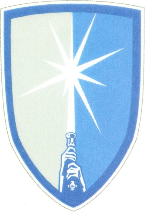 3 inch JEDI  Sticker STAR WARS
