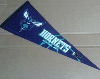 Charlotte Hornets Pennant - Full Size