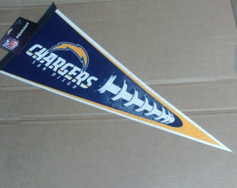 San Diego Chargers Pennant - Full Size