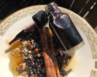 Elderberry Syrup (Lasts Up to 6 Months Refrigerated)