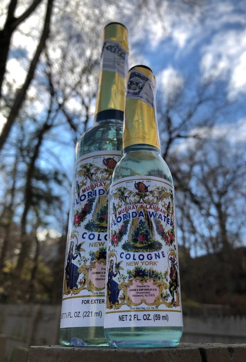Florida Water Plastic Bottle image 0