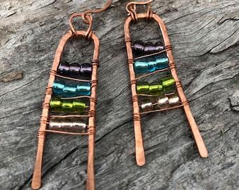Boho Ladder Earrings