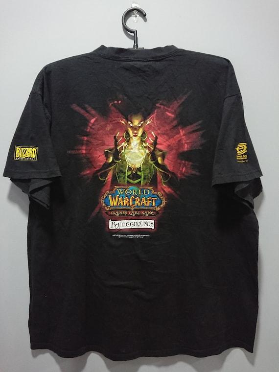 Vintage 2007 World of Warcraft Video game T-shirt/