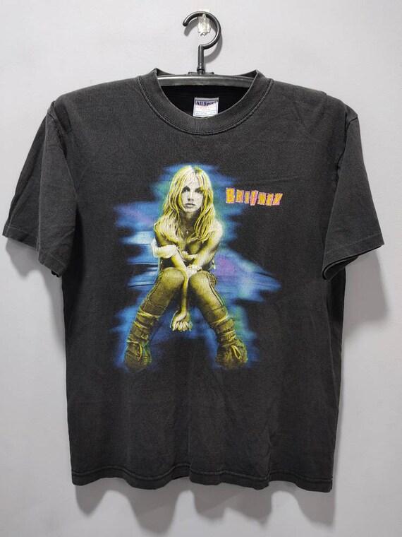 Vintage 2001 Britney Spears the Britney Tour 2001