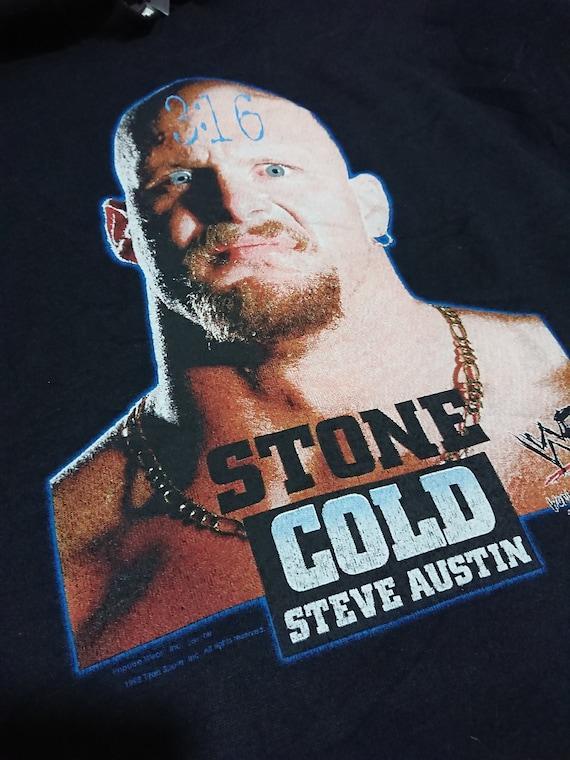 Vintage 1998 Stone Cold Steve Austin Sweatshirt/3… - image 3