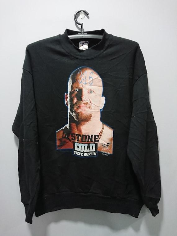 Vintage 1998 Stone Cold Steve Austin Sweatshirt/3… - image 1