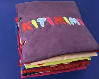 Quiet Book Kitimimi