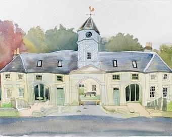 The Stables, Falkland Estate