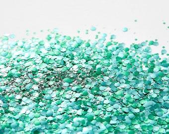 Mermaid Jade - loose glitter mix