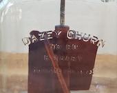 Vintage Dazey 6 quart Butter Churn