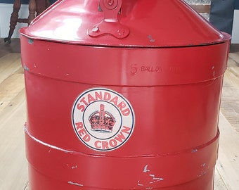 5 gallon oil can   Etsy