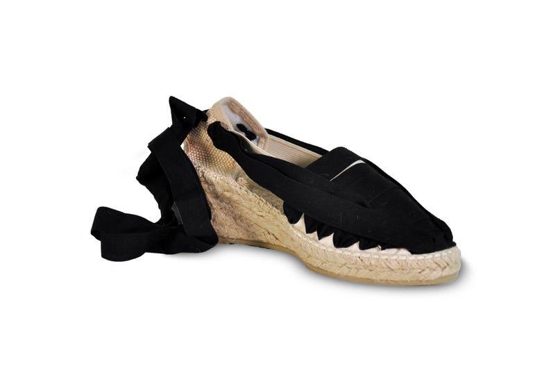 07816dec773 lace up wedge espadrilles - black - wedges, lace-up sandals, wedge  espadrilles, wedges espadrilles, lace up wedges, vegan shoes espadrilles