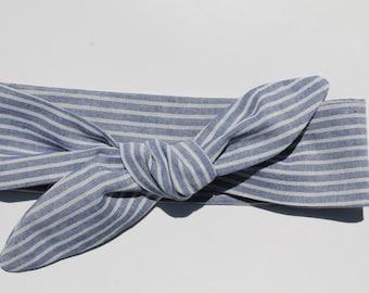 Cancun Cabana Tie-Style Headband