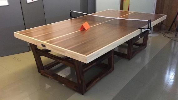 Houten Ping Pong Tafel.Ping Pong Houten Tafeltennistafel