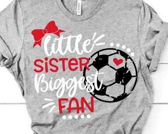 76e0903ec2786 Soccer sister | Etsy