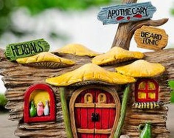 Fairy House - Miniworld Apothecary House