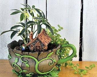 Fairy Planter - Woodland Vines
