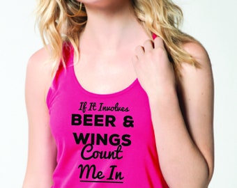 Beer and Wings