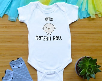 Bubbie funny Onesie\u00ae Bubbe baby shower gift bubby  Onesie\u00ae gift for grand baby gift from bubbe Bubbie/'s little matzah ball
