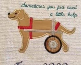 Wheelie Dog
