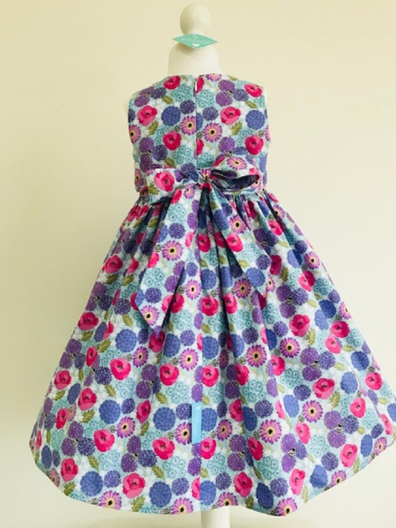 baby girls clothing Bee Kind fabric party dresses girls clothing Eve,dresses girls fashion handmade children/'s dress girls dresses