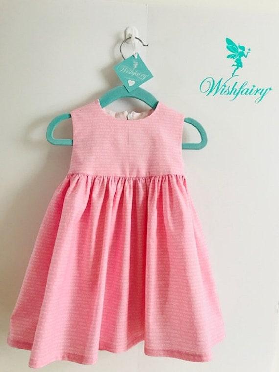 1366369f435f BuntyBaby Dreams DressHandmade Baby Girl DressBaby Party