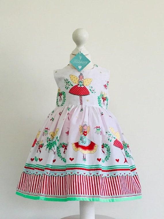 bluebells on plum,handmade children/'s dress baby girl clothing party dresses girls clothing dresses girls fashion Grace girls dresses