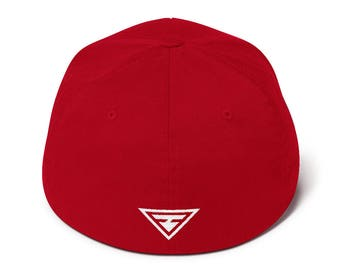 bd955e7efef Hero Twill Fitted Flex Fit Hat Hats that Give Back