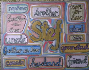 Made to Order Name Gift