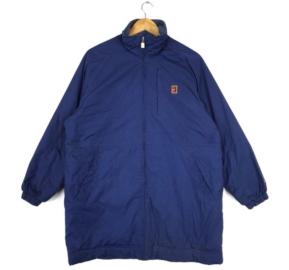 Vintage NIKE Challenge Court Jacket Sportswear Hip