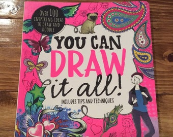 You Can Draw It All! - New