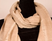 Unique 100 Pure Pashmina Cashmere Scarf Wrap, Handwoven on Hand loom in Kashmir, Luxury, Masterpiece, Gift, King of Wool, Soft, Light Weave